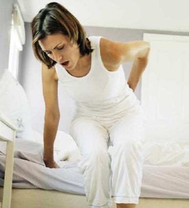 dolor de riñones al levantarse