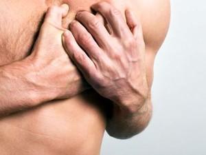 Dolor de espalda y brazo izquierdo