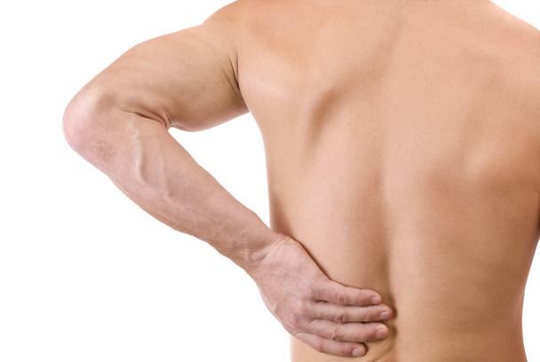 El dolor de los riñones hasta la rodilla