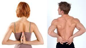 C mo enderezar la columna en 15 pasos dolor de espalda y cuello - Colchones para dolor de espalda ...
